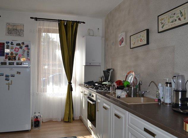 Casa 4 camere, ansamblu rezidential privat, Buna Ziua, zona Calea Turzii - imaginea 1