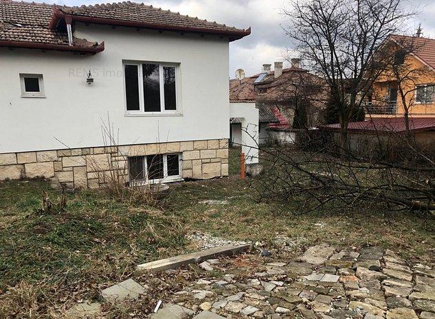 Casa zona veche Andrei Muresanu, 2 minute de P-ta Cipariu! - imaginea 1