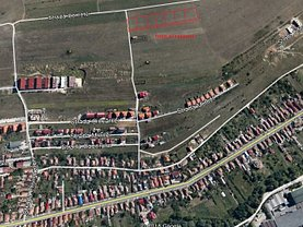 Teren constructii de vânzare, în Cluj-Napoca, zona Baciu