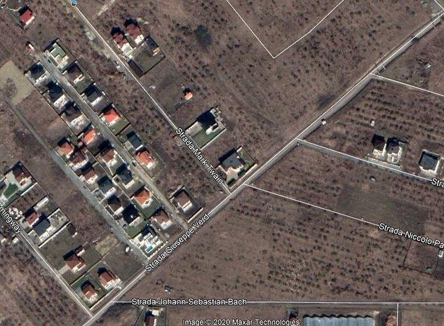 Teren de vanzare pentru case individuale, sau duplex - imaginea 1