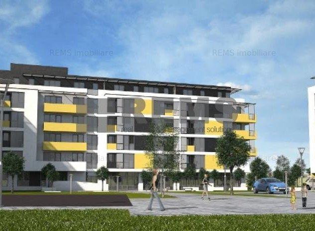 Spatiu central, zona P-ta M.Viteazu , 85 mp, constructie noua finalizata - imaginea 1