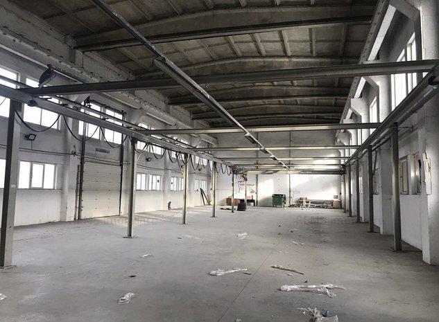 Hala Bulevardul Muncii / 1000 mp / 100 mp birou - imaginea 1