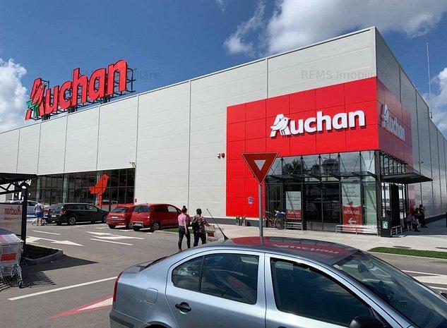 Comision 0! Spatii comerciale in Galeria comerciala Auchan Turda - imaginea 1