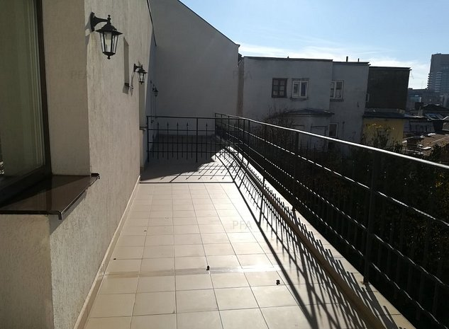 Romana-Magheru- Gradina Icoanei 2 camere LUX-imobil 2020- terasa 20mp - imaginea 1