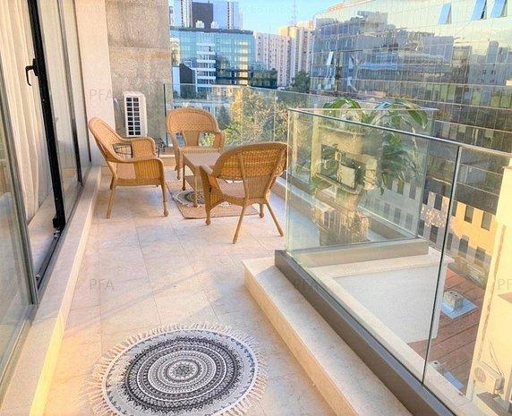 Piata Victoriei - apartament 3 camere LUX -parcare subterana- prima inchiriere - imaginea 1