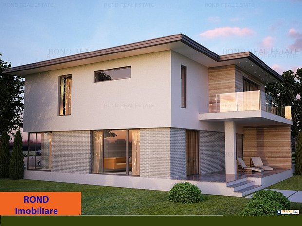Vila moderna in constructie cu finisaje la alegere x4v90103f - Dressing partitie ...