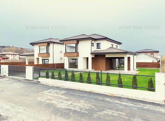 Vila impecabila cu vedere la padure, acces asfaltat - imaginea 1