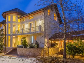 Casa de vânzare sau de închiriat 10 camere, în Bucureşti, zona Băneasa