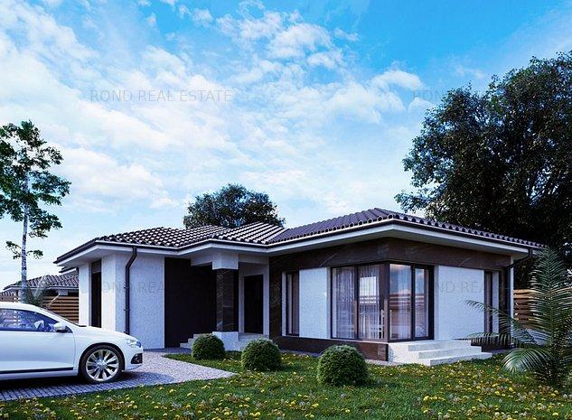Complex CERNISOARA -16 case, inchis, acces asfaltat, 9 unitati disponibile - imaginea 1