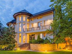 Casa de vânzare 10 camere, în Bucureşti, zona Băneasa