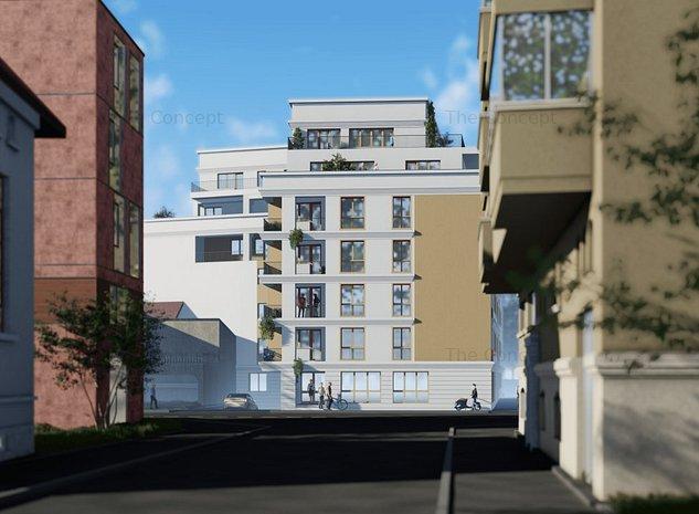 Apartament 2 camere VERIS Residence - Ferdinand I *PROMO LANSARE* - imaginea 1