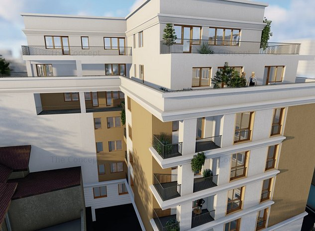Apartament 3 camere VERIS Residence - Ferdinand I *PROMO LANSARE* - imaginea 1
