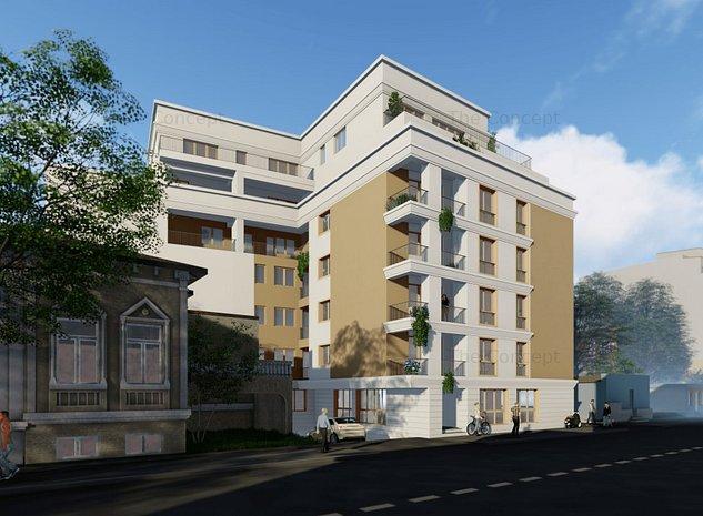 Apartament 2 camere VERIS Residence - Ferdinand I *PROMO LANSARE* - 15% avans - imaginea 1