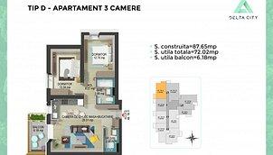 Apartamente Bucureşti, Văcăresti