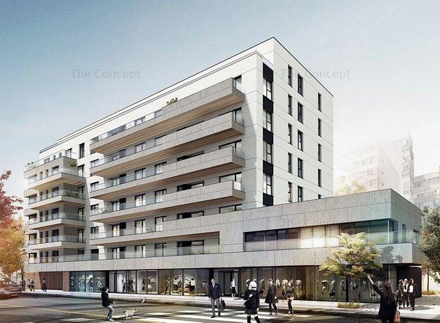 Apartament LUX 4 camere - ELA VICTORIEI - imaginea 1