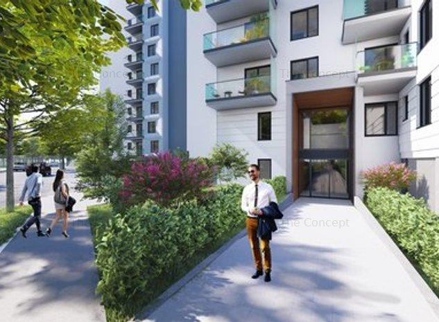 Apartament 3 camere Tip D Tineretului | DELTA CITY *PROMO* FINISAJE PREMIUM* - imaginea 1