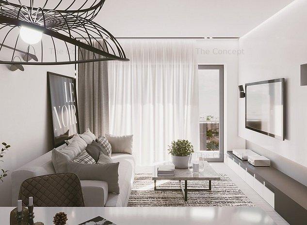 NOU | Apartament 3 camere A06 CORE Timpuri Noi | Ansamblu Rezidential - imaginea 1