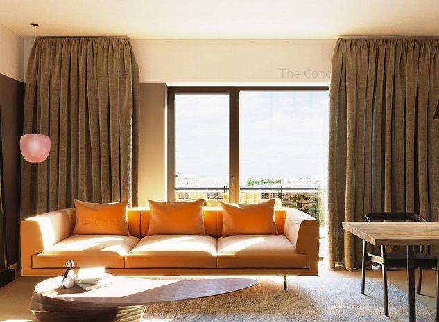 NOU | Apartament 3 camere B11 CORE Timpuri Noi | Ansamblu Rezidential - imaginea 1
