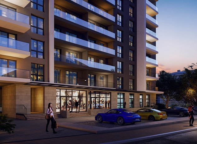NOU | Apartament 2 camere B02 CORE Timpuri Noi | Ansamblu Rezidential - imaginea 1