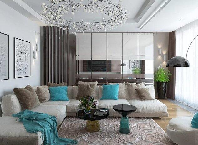 Apartament 2 camere VERIS 2A17 - imaginea 1