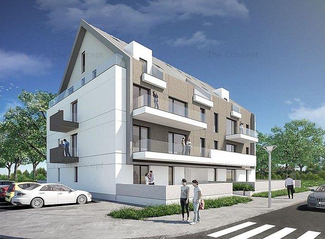 Apartament 3 camere Tip 3 Exclusive Luxury Apartments - imaginea 1