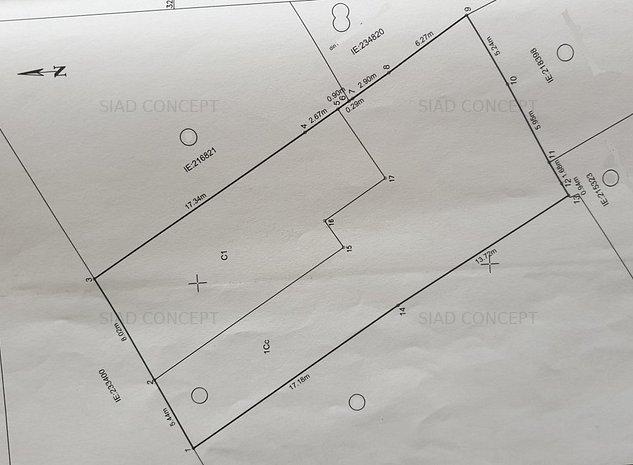 Vanzare imobil D+P+2+M, teren 416mp - imaginea 1