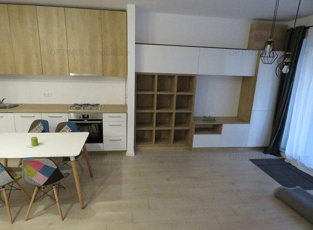 Apartament nou, 2 camere, New Point Pipera - imaginea 1