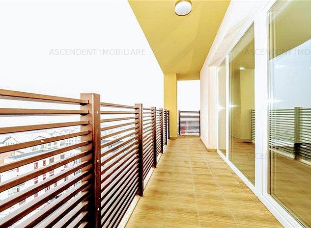 Apartament 3 camere spatios, deosebit, Urban Residence&Pentha - imaginea 1