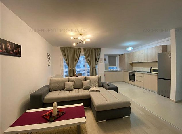 Apartament 2 camere, bloc nou, zona Avangarden - imaginea 1