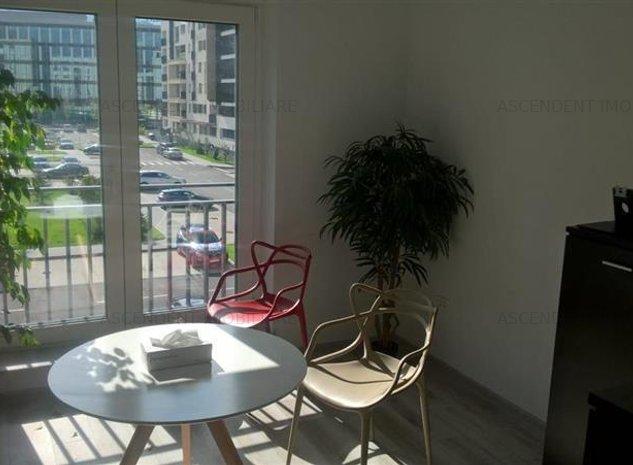 Apartament 3 camere, rezidential/ birouri, NEMOBILAT, zona Coresi Mall, disponib - imaginea 1