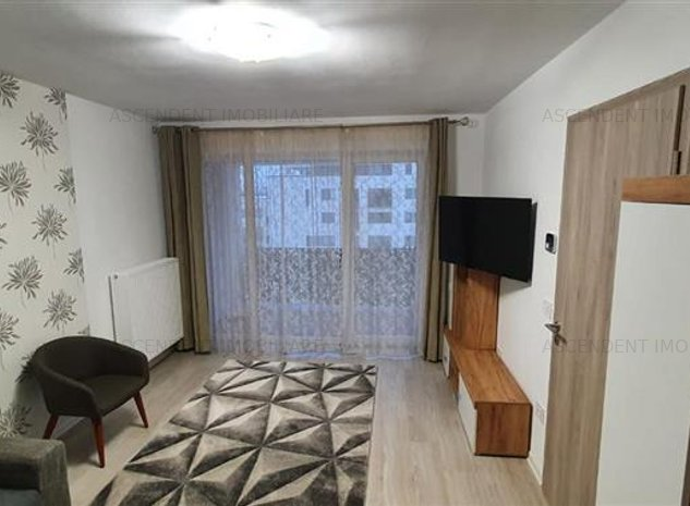 Apartament superb, in zona rezidentiala Tractorul - imaginea 1