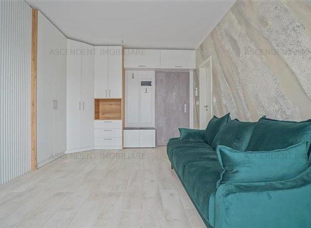 Studio mobilat clasa LUX, Avantgarden, cu terasa - imaginea 1