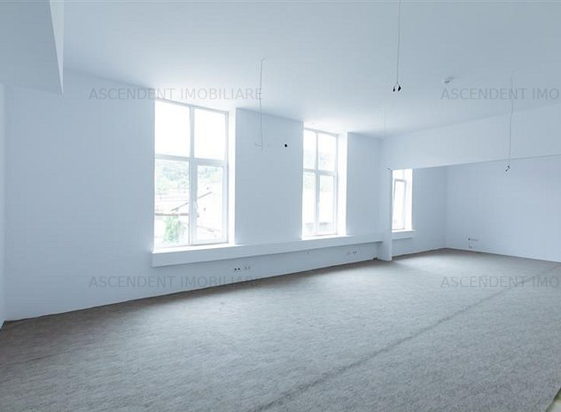 Spatiu birouri, pe 366 mp , in zona Auchan, Brasov - imaginea 1