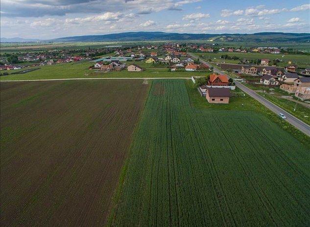 Filmare cu drona!!Domeniu: Ferma,Hala,Constructii rezidentiale,pe 20.000mp teren - imaginea 1
