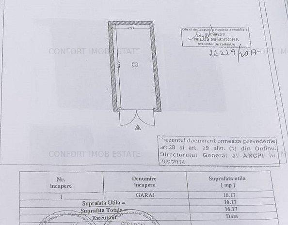 GARAJ de vânzare - imaginea 1