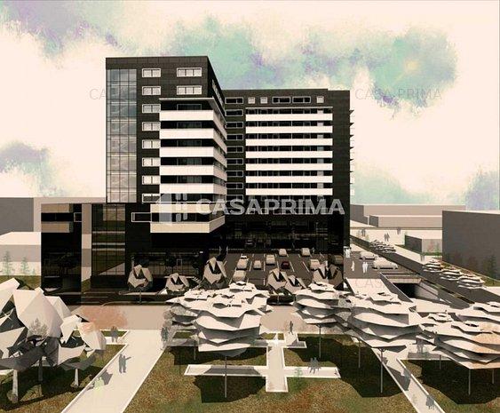Apartament 1 camera Decomandat, Ideal investitie! - imaginea 1