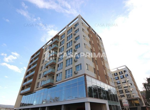 Apartament 2 camere 74 mp, incalzire pardoseala, Bloc nou 2021 - Lidl Bucium  - imaginea 1