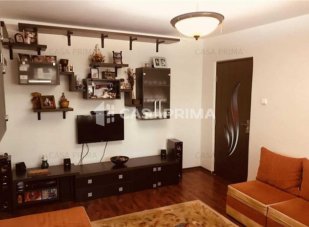 Apartament 3 camere, ETAJUL 2, Alexandru cel Bun, Parcul Voievozilor - imaginea 1