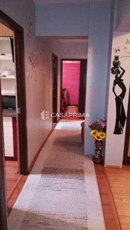 Apartament 3 camere, 68 mp, etajul 2/4, bloc 1982, DACIA, Bicaz - imaginea 1