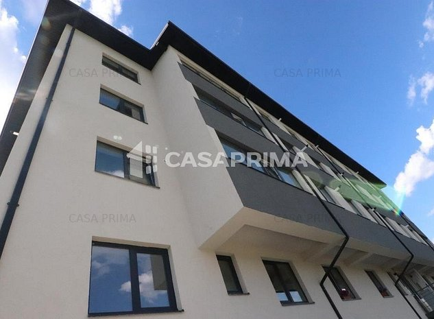 FINALIZAT! Apartament 2 camere, 56 mp, balcon inchis, parcare, boxa - imaginea 1