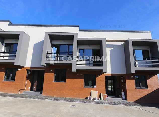 Casa P+1 LA PRET DE APARTAMENT, 3Camere-2Bai, 2Locuri de parcare Intabulate! - imaginea 1
