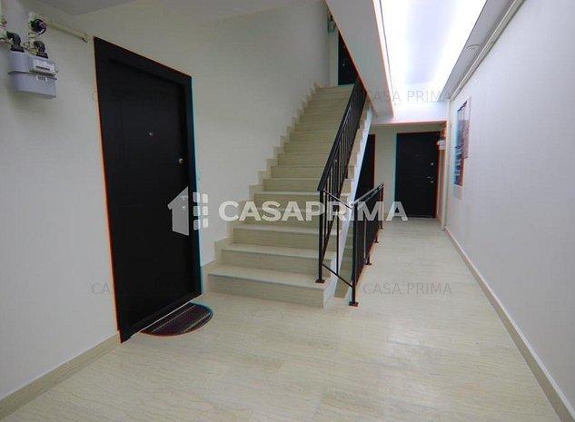 Apartament 1 camera, 37 mp, bloc NOU la bulevard Nicolina - Cug, statie autobuz  - imaginea 1