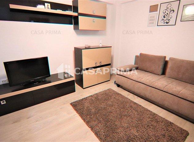 Apartament 1 cameră bloc nou Galata-Oxygen, prima închiriere! Etaj 3!! - imaginea 1