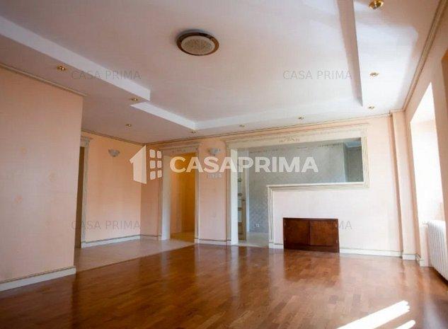 Ap 4 camere transformat in 3 camere open space, CUG BRD, etaj 2. - imaginea 1