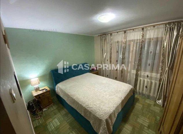 VALABIL!! Apartament 2 camere, 63 mp, bloc 1989, DACIA,Zimbru-Tigarete - imaginea 1