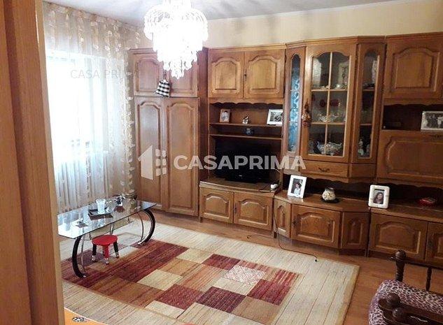 Apartament 4 camere, semidecomandat, 92 mp, Nicolina - Belvedere - imaginea 1