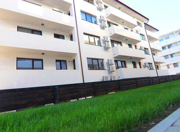 Apartament 1 camera + gradina Bloc NOU Rond CUG - T. Neculai, statie tramvai - imaginea 1