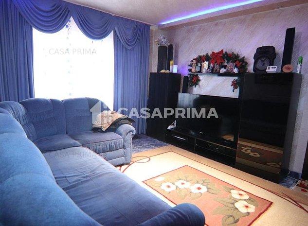 Apartament 3 camere,MOBILAT&UTILAT;, 55 mp , Mircea cel Batran - imaginea 1