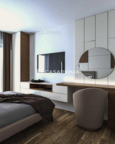 Apartament 3 camere, Decomandat, 2 Bai ( una cu geam ), 72mp  - imaginea 1