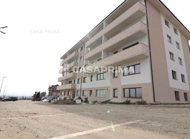 Apartament 3 camere, decomandat, 63 mp, bloc nou Galata, mutare rapida  - imaginea 1
